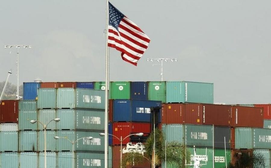 ΗΠΑ: Αμετάβλητες οι τιμές εισαγωγών τον Ιανουάριο 2020