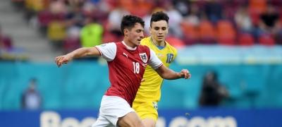 EURO 2020, Ουκρανία – Αυστρία 0-1: Έγραψε ιστορία με Μπαουμγκάρτνερ – Πρώτη φορά σε νοκ άουτ φάση Ευρωπαϊκού οι Αυστριακοί! (video)