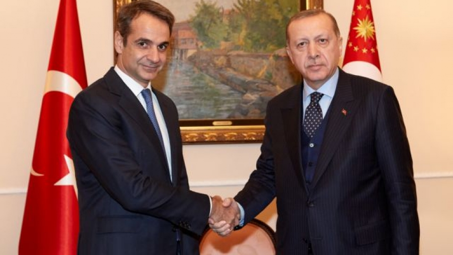 Daily Sabah: Ο Μητσοτάκης ενδιαφέρεται για συνάντηση με τον Erdogan