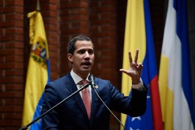 Guaido: Οι κινητοποιήσεις κατά του Maduro θα συνεχιστούν