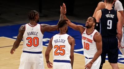 NBA: Οι New York Knicks επιστρέφουν στα playoffs μετά από 8 ολόκληρα χρόνια