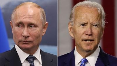 Λευκός Οίκος: Ο Biden δεν μετανιώνει που αποκάλεσε φονιά τον Ρώσο πρόεδρο - Putin: Του εύχομαι να είναι καλά