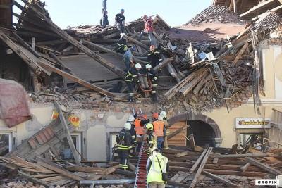 Επτά νεκροί από τον σεισμό στην Κροατία - Γκρεμίστηκε η μισή πόλη της Petrinjia