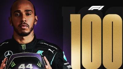 Formula 1: «Θρύλος» ο Χάμιλτον, έφτασε τις 100 pole position στην Ισπανία