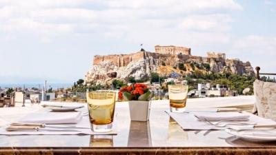 Η Αθήνα κορυφαίος προορισμός γαστρονομίας της Ευρώπης