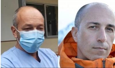 Γιατροί σε ΜΕΘ κατά του κορωνοϊού, οι 2 νεκροί από την χιονοστιβάδα στον Όλυμπο
