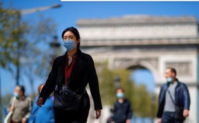 Γαλλία - Covid: Αύξηση των ασθενών στις ΜΕΘ εν μέσω lockdown