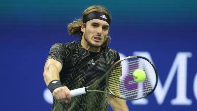 Έκλεισε θέση για το ATP Finals ο Στέφανος Τσιτσιπάς