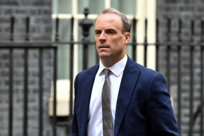 Raab (ΥΠΕΞ Βρετανίας): Η Τουρκία πρέπει να συγκρατηθεί - Προειδοποιήσεις Λονδίνου για την τουρκική επέμβαση στη Συρία