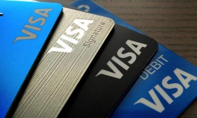 Κέρδη 2,9 δισ. δολ. για τη Visa το δ' οικονομικό τρίμηνο – Στα 5,4 δισ. τα έσοδα