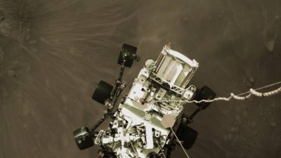 NASA Perseverance - Βίντεο από την ιστορική προσεδάφιση στον πλανήτη Άρη