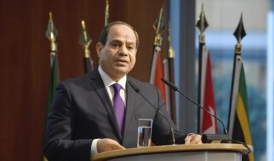 Αίγυπτος: Ο πρόεδρος Sisi εγκαινίασε μια ναυτική βάση κοντά στα σύνορα με την Λιβύη
