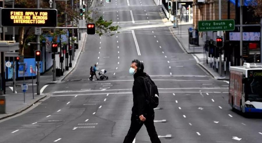 Αυστραλία: Παράταση του lockdown στο Σίδνεϊ για ένα μήνα