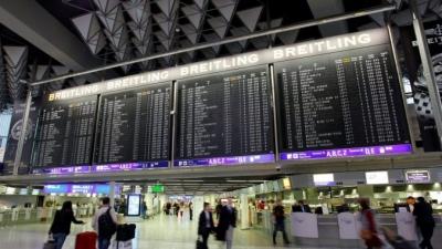 Γερμανία - Στο τραπέζι, το ενδεχόμενο μείωσης, σχεδόν στο μηδέν, των διεθνών πτήσεων προς τη χώρα