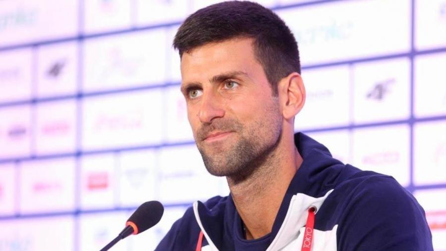 Τζόκοβιτς: «Δεν είναι μυστικό ότι θέλω το χρυσό μετάλλιο»