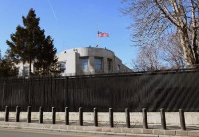 Τουρκία: Κλείνει η πρεσβεία των ΗΠΑ στην Άγκυρα μετά την αναγνώριση της γενοκτονίας των Αρμενίων