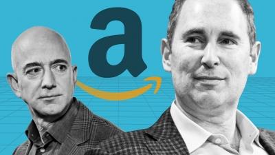 ΗΠΑ: Ο Ο Jeff Bezos παραδίδει το τιμόνι της Amazon αφήνοντας πίσω του μια στιβαρή κληρονομιά