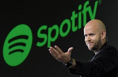 Daniel Ek (Spotify): Επενδύει 1 δις ευρώ στην Ευρώπη για τις νεοσύστατες επιχειρήσεις
