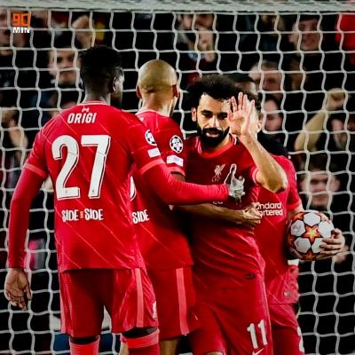 Λίβερπουλ - Μίλαν 2-2: Ο Σαλάχ διορθώνει το χαμένο του πέναλτι και φέρνει το ματς στα ίσια! (video)