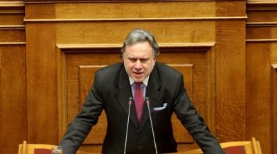 Κατρούγκαλος: Η ΝΔ δεν θέλει νηφάλια συζήτηση - Εθνικά επωφελής η Συμφωνία των Πρεσπών