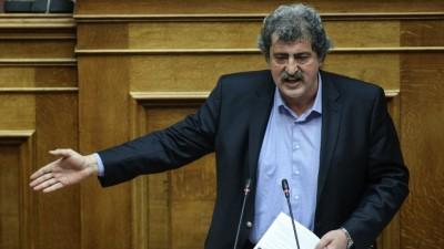 Πολάκης (ΣΥΡΙΖΑ): Κάναμε 25.000 πλειστηριασμούς αλλά όχι πρώτης κατοικίας