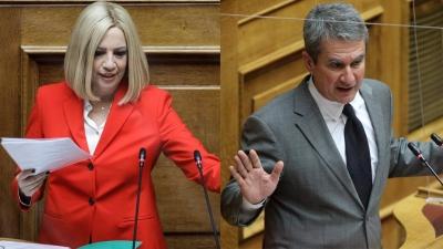 Παρασκήνιο Κεντροαριστεράς: Λοβέρδος ρίχνει δίχτυα στην Κρήτη, η Φώφη «μετράει» δύο νέα στελέχη, κόμμα από Σγουρό