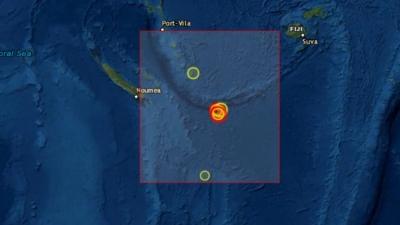 Ισχυροί σεισμοί σε Ινδονησία - Ειρηνικό Ωκεανό και προειδοποίηση για τσουνάμι - Πάνω από 6 Ρίχτερ