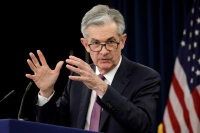 Powell: Η Fed θα δράσει αναλόγως για να διατηρήσει την ανάπτυξη στις ΗΠΑ