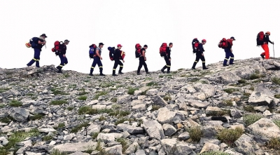 Τραγωδία στον Όλυμπο: Νεκρός ορειβάτης που έπεσε σε χαράδρα
