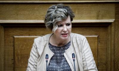 Γεροβασίλη (ΣΥΡΙΖΑ): Εγκληματικές οι ευθύνες της κυβέρνησης για το β' κύμα της επιδημίας – Δεν έκανε τίποτα για το ΕΣΥ