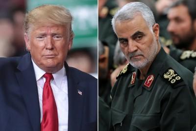 Ένταλμα σύλληψης του Trump από δικαστήριο του Ιράκ για τη δολοφονία του Soleimani