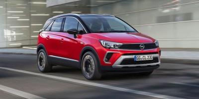 Ανανέωση… δίχως το Χ για το Opel Crossland!