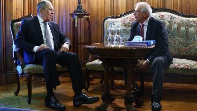 Σε νέο... χαμηλό η ήδη παγωμένη σχέση ΕΕ με Ρωσία - Ευρωβουλευτές ζητούν απομάκρυνση Borrell
