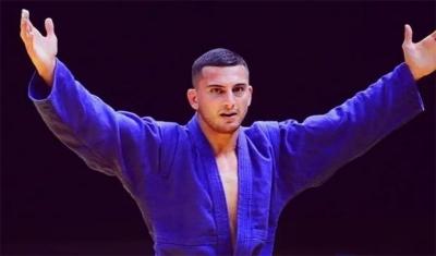 Σάββας Καρακιζίδης: «Σάρωσε» στο Sambo και κατέκτησε το χρυσό μετάλλιο!