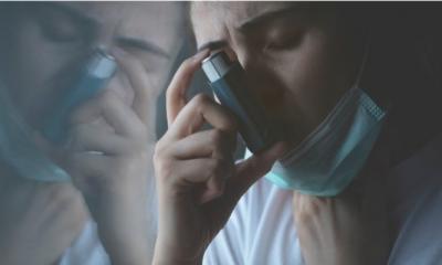 Μόσιαλος για Covid 19: Η εισπνεόμενη βουδεσονίδη μειώνει την ανάγκη επείγουσας ιατρικής περίθαλψης