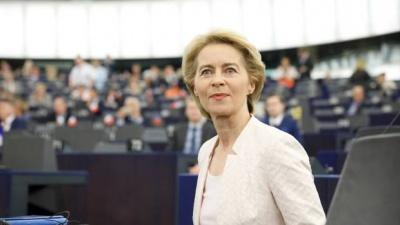 Οι δασμοί του Trump είναι η πρώτη μεγάλη πρόκληση για την Ursula von der Leyen