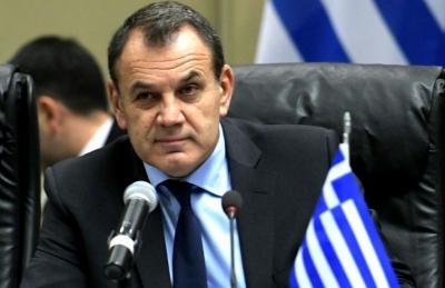 Παναγιωτόπουλος: Οι Ένοπλες Δυνάμεις δίνουν δυναμικά το παρών στη Διεθνή Έκθεση Θεσσαλονίκης
