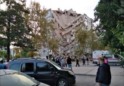 Διεθνής Τύπος: Ισχυρός σεισμός στο Αιγαίο πέλαγος συντάραξε Ελλάδα και Τουρκία