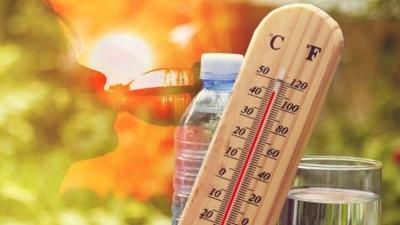 Καύσωνας με θερμοκρασία πάνω από 41 βαθμούς αύριο 11/8 - Πού θα εκδηλωθούν βροχές και καταιγίδες