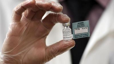 Περιστέρι - Εξαφανίστηκε μυστηριωδώς φιαλίδιο με εμβόλιο Pfizer - Τα σενάρια που εξετάζονται