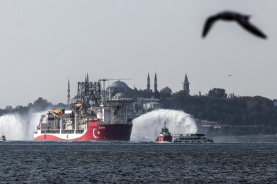 Daily Sabah: Το τουρκικό γεωτρύπανο Kanuni βάζει πλώρη για την Μαύρη θάλασσα