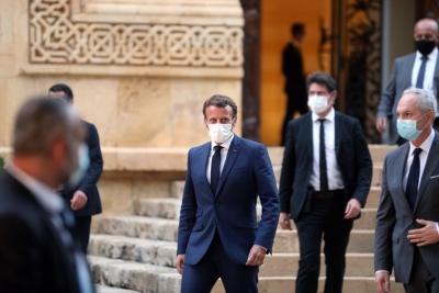 Macron (Γαλλία): Μετά χαράς θα έκανα το εμβόλιο της AstraZeneca, η αποτελεσματικότητά του έχει αποδειχθεί