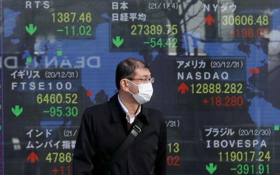 Συγκρατημένη άνοδος στην Ασία με το βλέμμα στις ΗΠΑ - Ο Nikkei 225 στο +0,6%