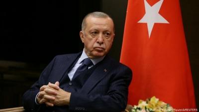 Erdogan για τους 10 πρέσβεις: Δεν υπάρχει η λέξη υποχώρηση - Εγώ είμαι σε επίθεση - Αυτή είναι η ανατροφή μου