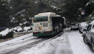 Προβλήματα στις αστικές συγκοινωνίες – Εκτός ο ΗΣΑΠ, δεν κυκλοφορούν λεωφορεία, τρόλεϊ