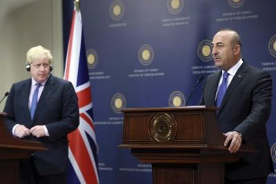 Politico: Ο Johnson (Ην. Βασίλειο) θέλει εμπορική συμφωνία με την Τουρκία μέχρι τα Χριστούγεννα (2020)