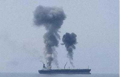 Νέα «μυστηριώδης» έκρηξη σε τάνκερ κοντά στις ακτές της Συρίας