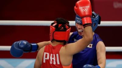 Πυγμαχία: Χρυσό μετάλλιο για την Γιαπωνέζα Σένια Ιρίε