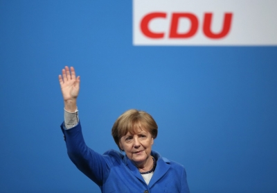 Γερμανία: Ηχηρή νίκη για το CDU της Merkel στη Σαξονία – Άνχαλτ