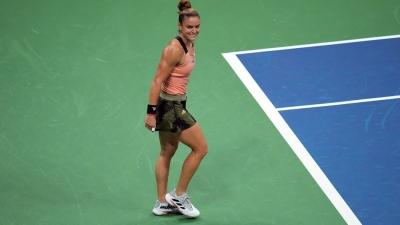 WTA Finals: «Παρούσα» η Σάκκαρη στο Μεξικό!